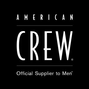 Logotype för American Crew