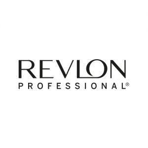 Logotype för revlon